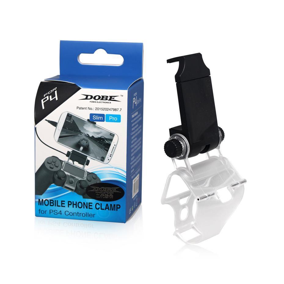 cgjxsDobe dobrável Gamepad Titular Para Ps4 Magro Ângulo Pro ajustável stand Prova 6 polegadas Mobile Phone Joystick controlador