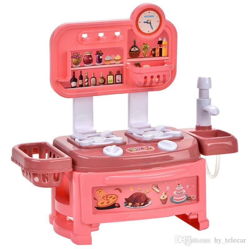 çocuk oyun gıda oyuncak 02 için yemek Kid oyuncak oyun evi incelik