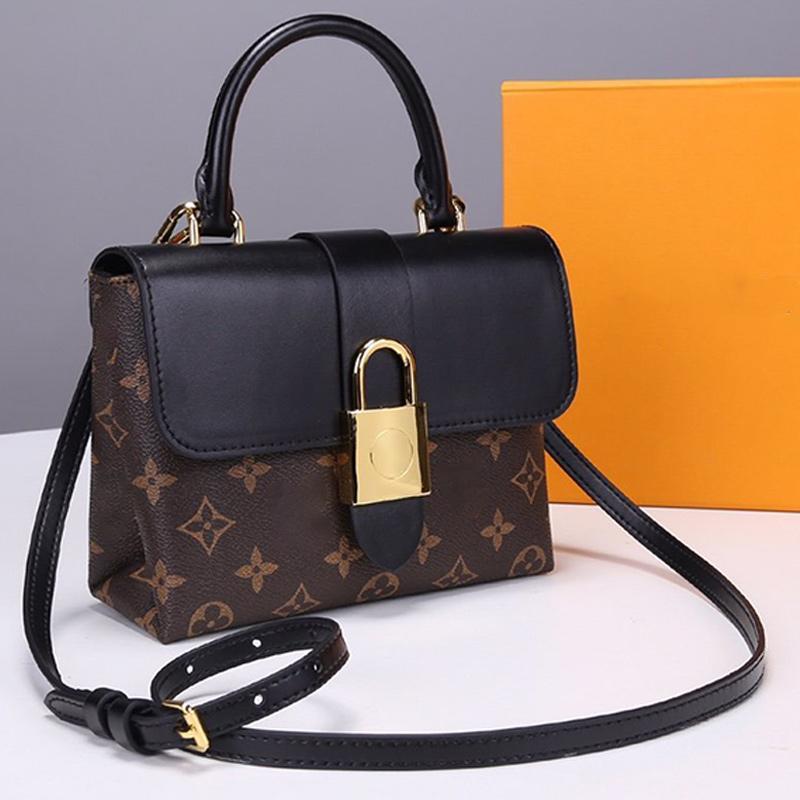 Designer-Handtaschen Kurze klassische Handtaschen Designer Taschen Messenger-Fein-und Temperament-Chic und Fashion Handbags Größe 20cmX16cmX7.5cm