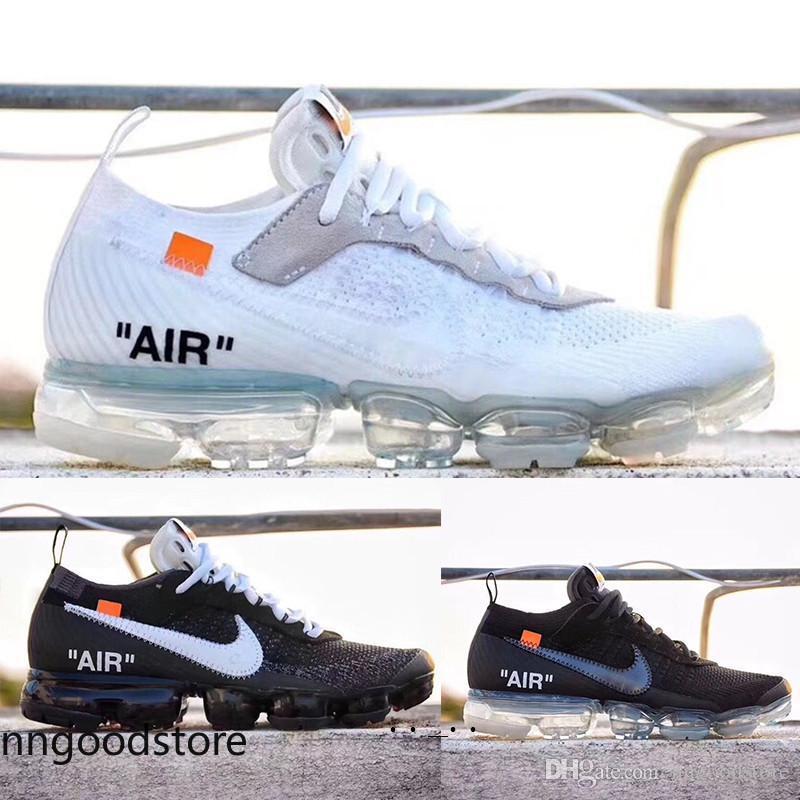 Nike Vapormax air max Hot 2018 ser verdaderos hombres zapatillas de deporte de las mujeres de moda deporte atlético Corss Senderismo jogging caminando al aire libre de los zapat