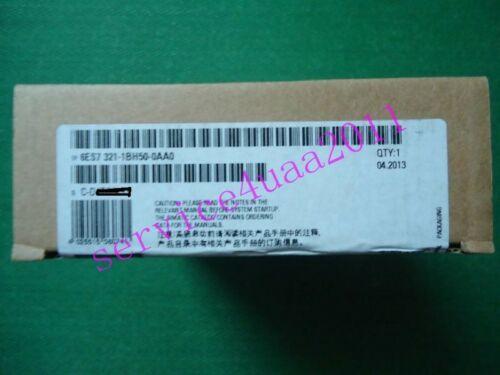 NEW SIEMENS PLC module 6ES7 321-1BH50-0AA0 2 month warranty