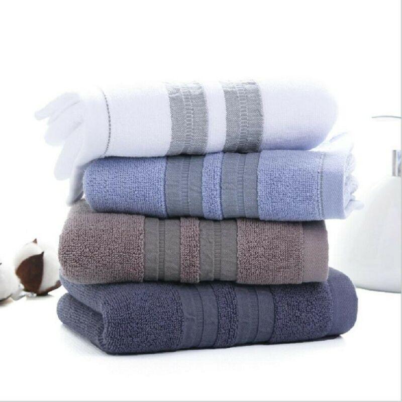 Главная Ванна полотенце для рук среднего 18 * 24см хлопок Абсорбент 4 шт 600 GSM Полотенце
