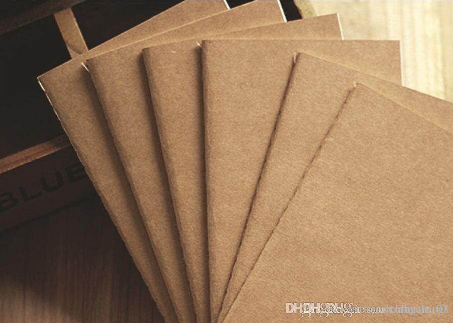 Pocket Kraft Paper Memo Pad Notepad Stationery Scrap booking Memo Notes To Do List Tear Checklist Note Pad