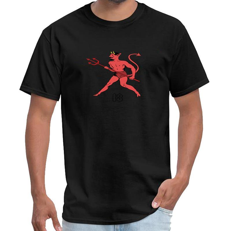 Vintage Lucifer t-shirt real camiseta Enfield anime das mulheres plus-5XL s tamanhos tee topos