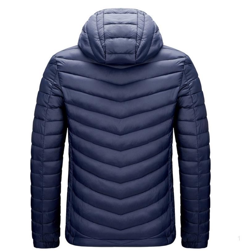 caldo inverno giacca esterna verso il basso di vendita di modo degli uomini 6VOVh5aIE61