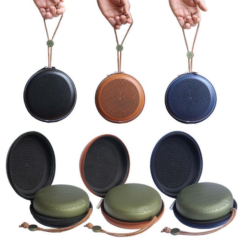 Custodia protettiva del sacchetto del sacchetto della borsa di trasporto PU Custodia per A1 Bo Gioca altoparlante Bluetooth Bluetooth