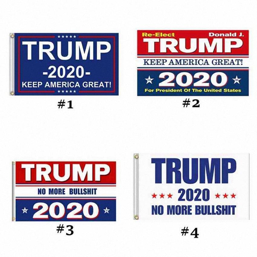 4 Estilos Trump 2020 Flag 90 * 150CM Donald Mantenha América Grande Imprimir EUA Bandeira do partido da bandeira Bandeiras ZZA2289 50Pcs 1wb1 #