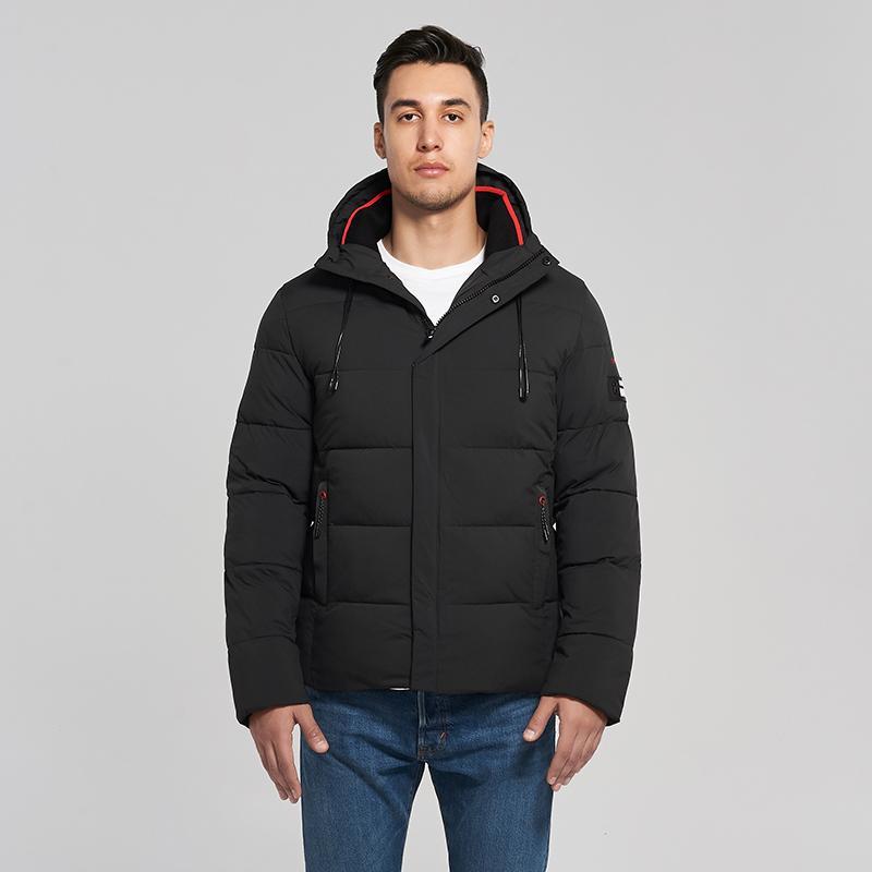 2020 hommes nouveaux au chaud épais Casual Mode Outwear Vestes Parka homme hommes veste d'hiver manteaux de marque vêtements Vêtements Homme capuche