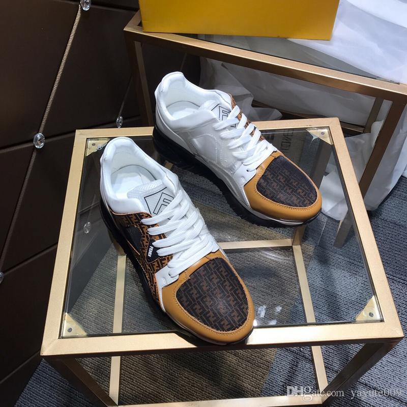 iduzi FF Mode Luxus-Designer Frauen Schuhe Mädchen Jungen wehrt Kinder Schuhe Studenten Sport-Gymnastik-Sommer-Tennis-Schuh-beiläufige Turnschuhe heiß