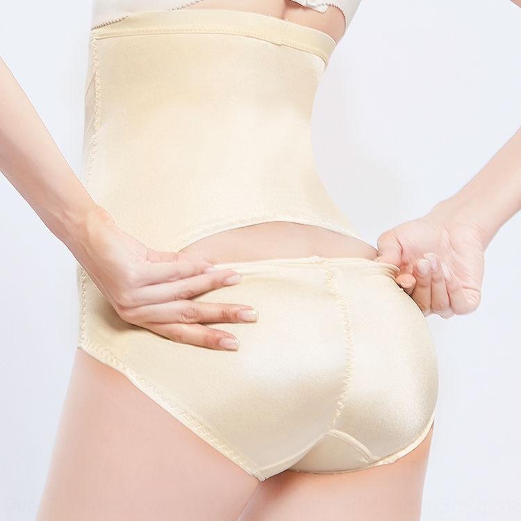 ctYx1 alta cintura los pantalones de seda del hielo de la ropa interior backbelly pantalones que moldean el cuerpo después del parto hip-elevación de la mujer de unión de la ropa interior de conformación de cuerpo delgado