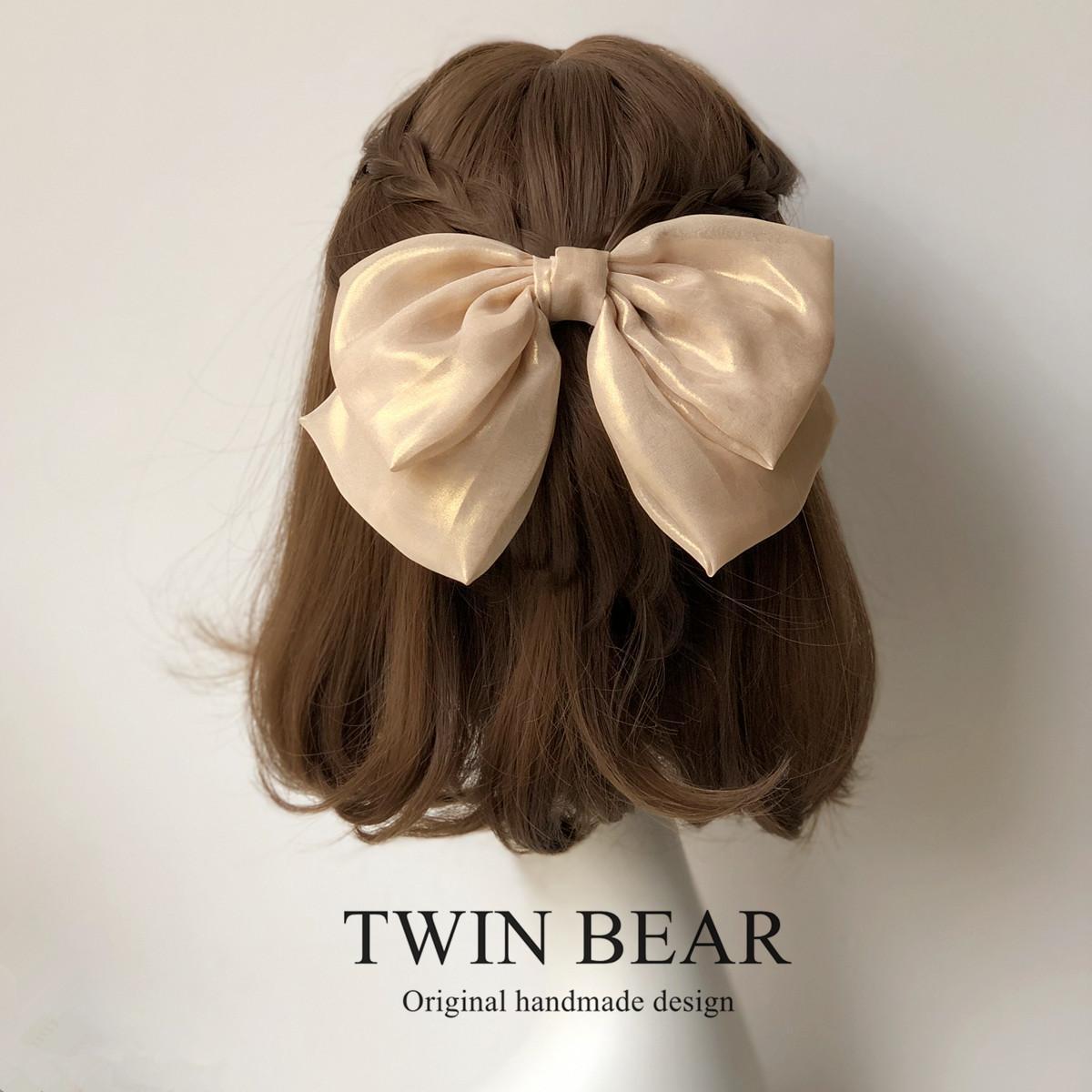 Clip b7q78 Hair Fashion perla per i regali delle ragazze delle donne Barrette fiore Handmade parte superiore della perla tornante Accessori capelli festa di nozze