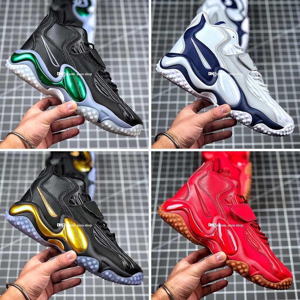 Turf Jet 97 pattini di pallacanestro per gli uomini Scarpe da Lions Allenamento Uomo atletico Chaussures Mens degli uomini di scarpe da tennis all'aperto Maschio Sport Sneaker