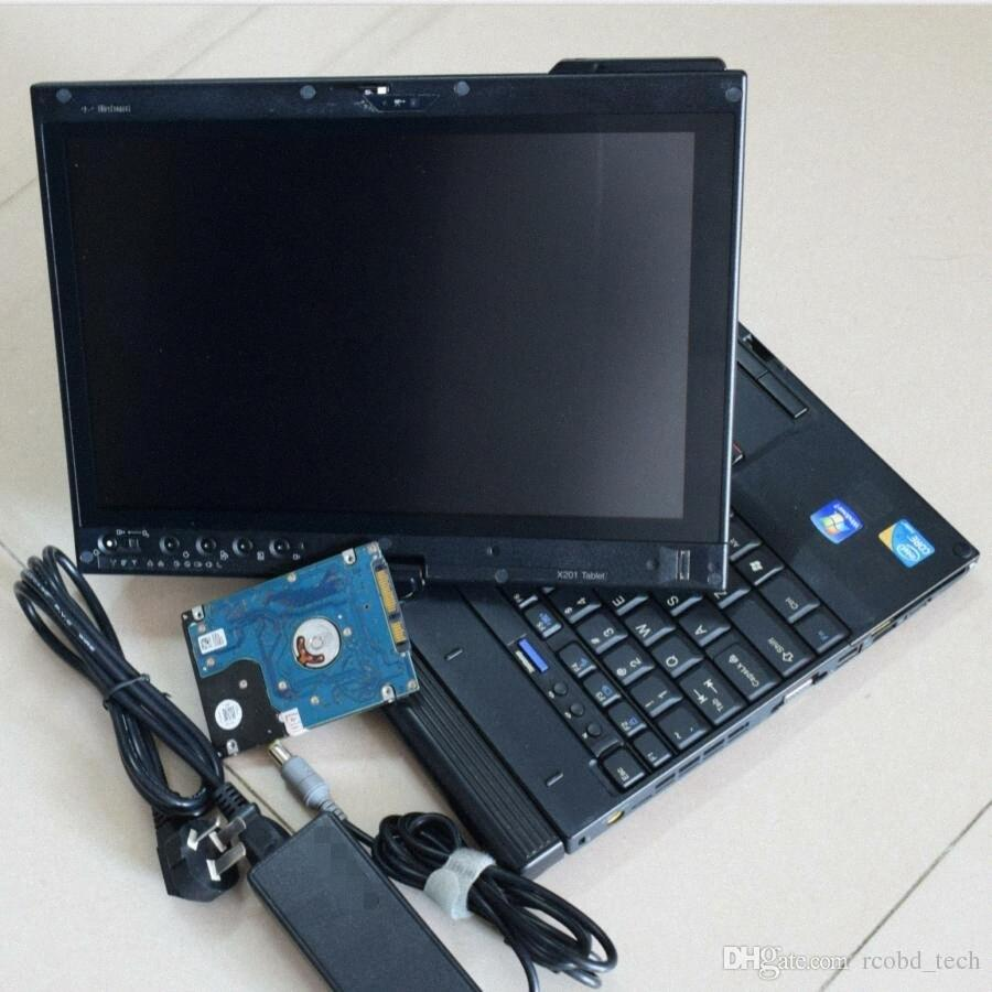 alldata auto repair V10.53 all data + 1TB HDD Installed X201T i7,4g Laptop tablet touch screen GUcV#