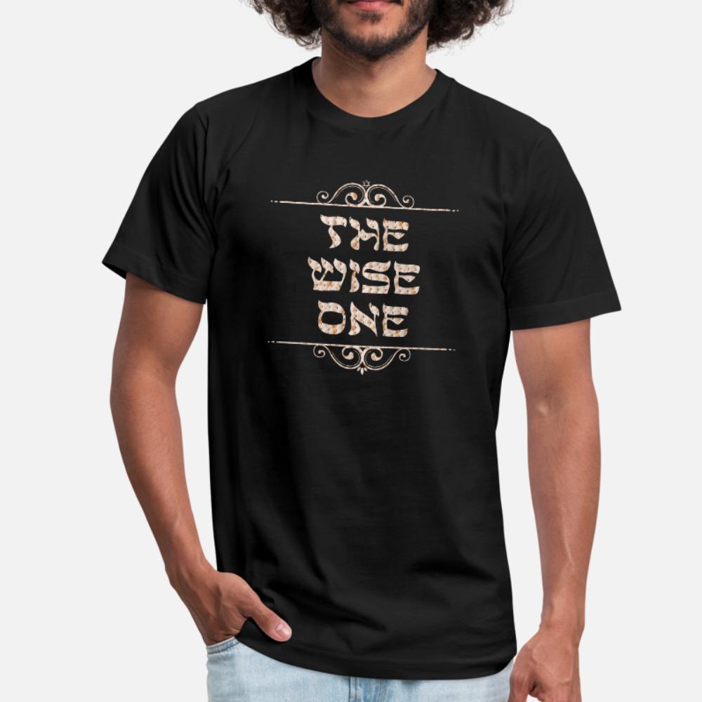 Пасхальная Мудрый еврей Смешной Песах еврейская футболка Men Customize 100% хлопок S-XXXL отдыха Graphic Новая мода лето Нормальная рубашка