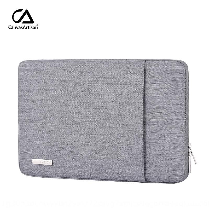 xblUV Canvasartisan caso multifuncional Notebook capa protetora forro portátil de negócios Huawei macbook computador cov proteção à prova d'água