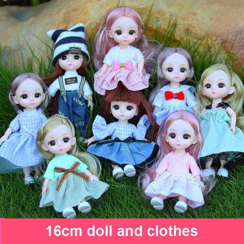 Da roupa da boneca Sapatos 16 centímetros 13 Plastic Joint Equipamento do bebê diário Casual Wear Acessórios de Moda boneca brinquedos para meninas Diy presente 1/12