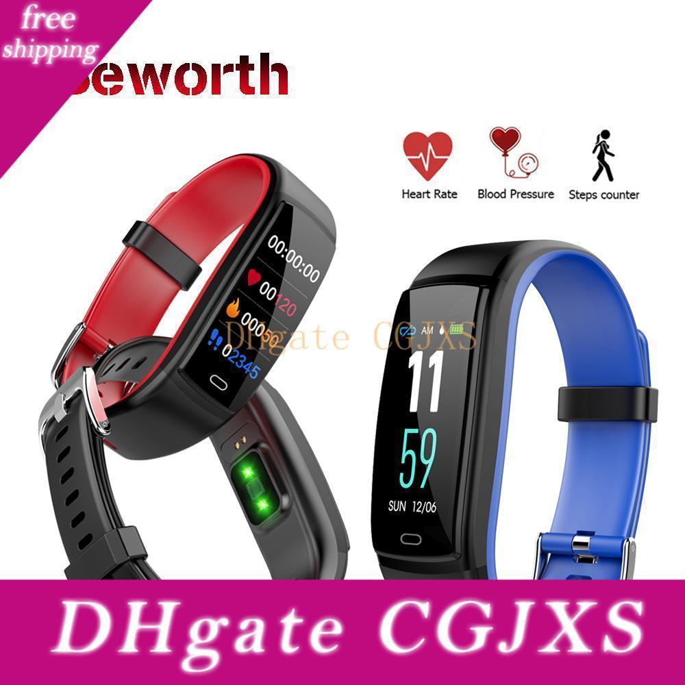 Давление Y9 Смарт Браслет сердечного ритма Bluetooth диапазона Монитор артериального Wristband Фитнес Tracker шагомер для Ios Android Phone