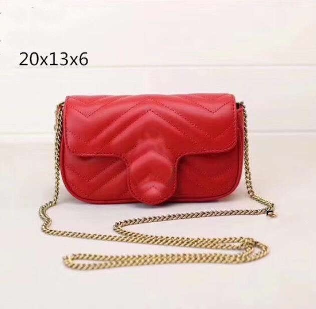 Estilo Novo Bolsa Pequena Pu Nova Saco de Ombro Bolsas de Couro Crossbody Bag 2021 Handbags Mulheres Cadeia de Mulheres e 20cm Tamanho Estilo CXCSD