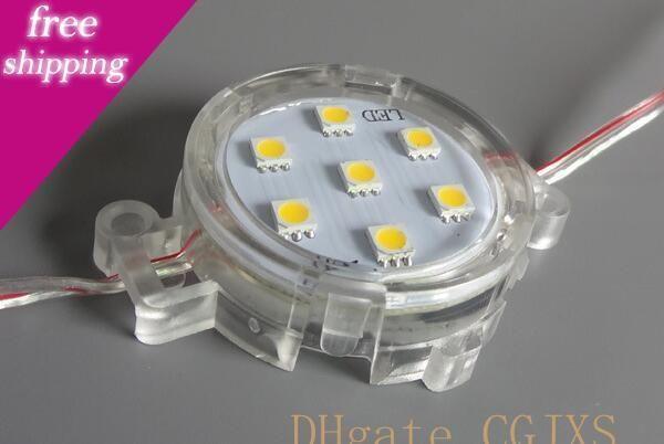 Beş Cm Yedi Lambası Smd 5050 Patch Noktası Işık Kaynağı | Led | Led Sıcak Beyaz Işık Kaynağı Yüksek Kalite parçacığın