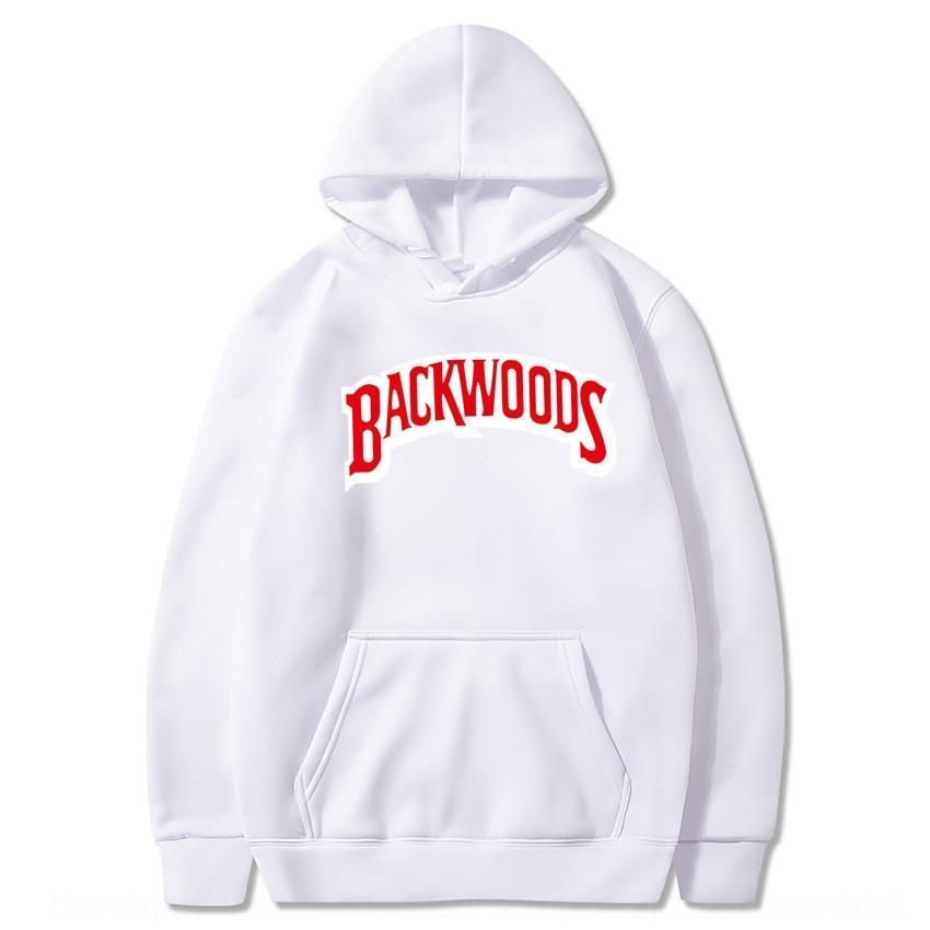 Hot vente BACKWOODS hoodie automne imprimé hanche de vêtements de sport pour hommes de sport sweat à capuche hommes hop pull-over