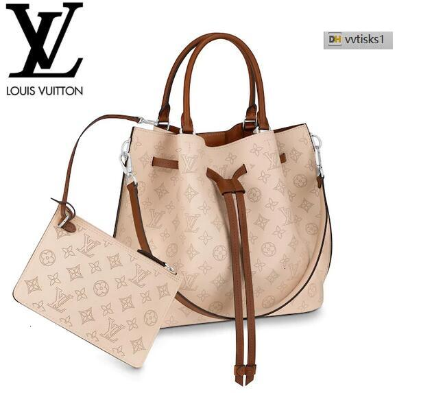 vvtisks1 H3LZ M51896 Girolata Creme Women HANDBAGS ICONIC BAGS TOP HANDLES SHOULDER BAGS TOTES CROSS BODY BAG CLUTCHES EVENING