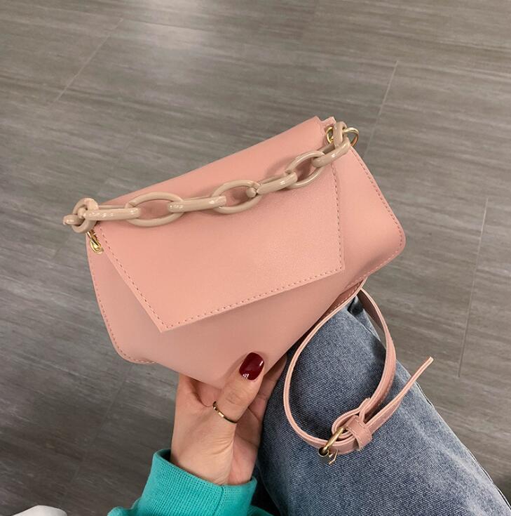 Adatti a donne i sacchetti della catena della spalla Crossbody Bag estate Borse Borse Ragazza di acquisto di alta qualità
