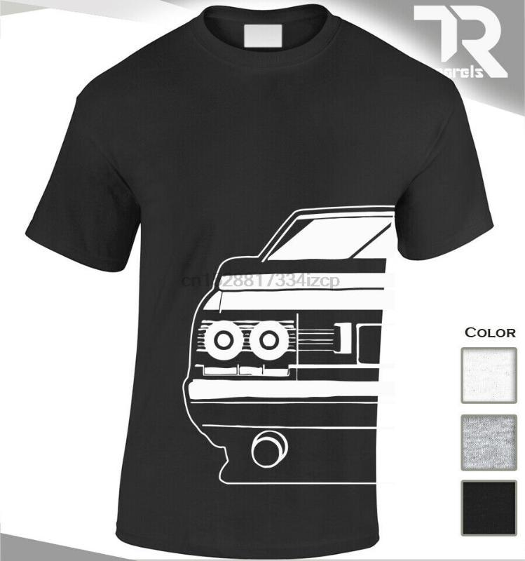 Neue Nissan Skyline GTR R31 Rear Side-T-Shirt Turbo Sports Jdm Car Fan Enthusiast