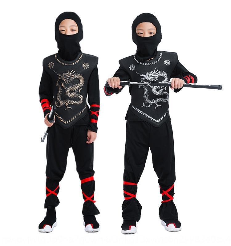 Naruto cosplaywear Japaneseassassin ninja terno qnpag Halloween l4g90 custo traje do Dia das Bruxas cosplaywear infantil roupas de criança Naruto