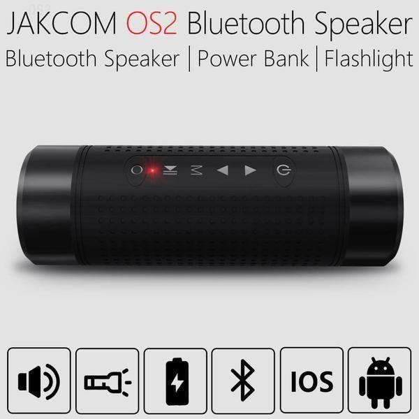 Vendita JAKCOM OS2 Outdoor Wireless Speaker Hot in Diffusori da scaffale come idee per mini società giapponese celulares di telefonia mobile