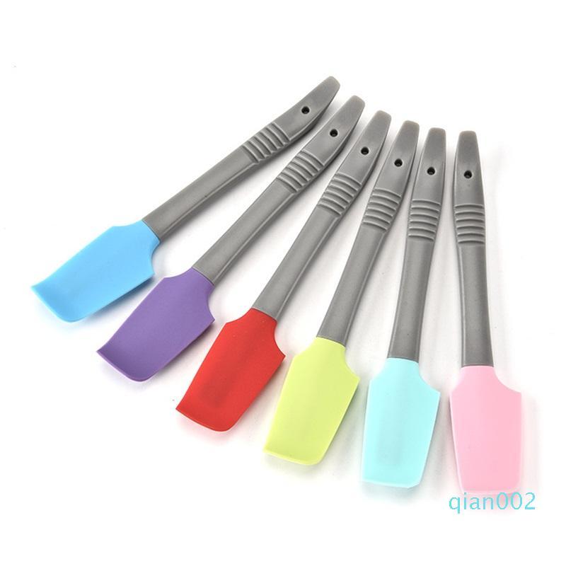 Spatel Backe Werkzeug Farbe Kuh Ölkuchen Scraper Kleine Silica Gel Hohe Temperaturbeständigkeit Schaufel neue Art-heißen Verkauf 1 2cx p1