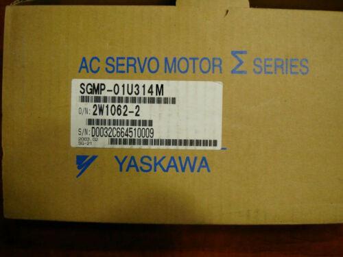YASKAWA AC SERVO MOTOR SGMP-01U314M NEU ORIGINAL FREE BESCHLEUNIGTEN SHIPPING