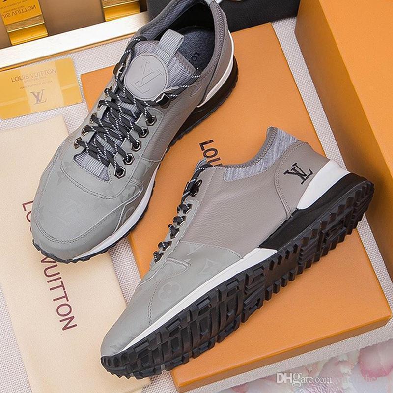 Transpirable zapatos para hombre de lujo Aire libre Footwears Varios Zapatos De Hombre Huir zapatilla de deporte corrientes del mens Lunkal Chaussures Pour Hommes