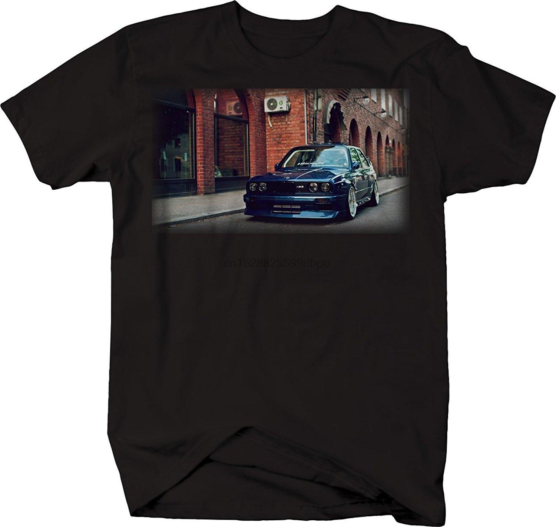 2020 nuovo modo in cotone T-shirt Germania Car M3 Evolution Rally Car Racing Via personalizzato maglietta casuale Tee Shirt