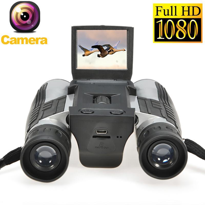 مناظير HD مناظير متعددة الوظائف كاميرا رقمية تلسكوب مع 2inch وشاشة عرض في الهواء الطلق لتكبير منظار الكاميرا