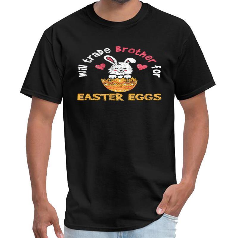 Gedruckt Ostern Bruder Lustig die Nachbarschaft T-Shirt Männer und Frauen der Casa de Papel T-Shirt XXXL 4XL 5XL-T-Tops