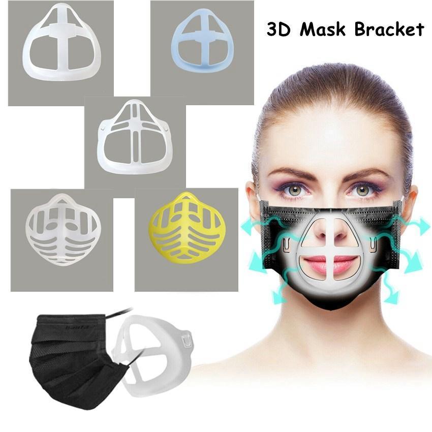 Telaio Enhancing Masks Staffa Staffa Staffa Protezione Supporto interno Maschera Rossetto Protezione senza problemi ACCESSORIO RESPONSATO 3D Accessorio strumento DHF QJXU