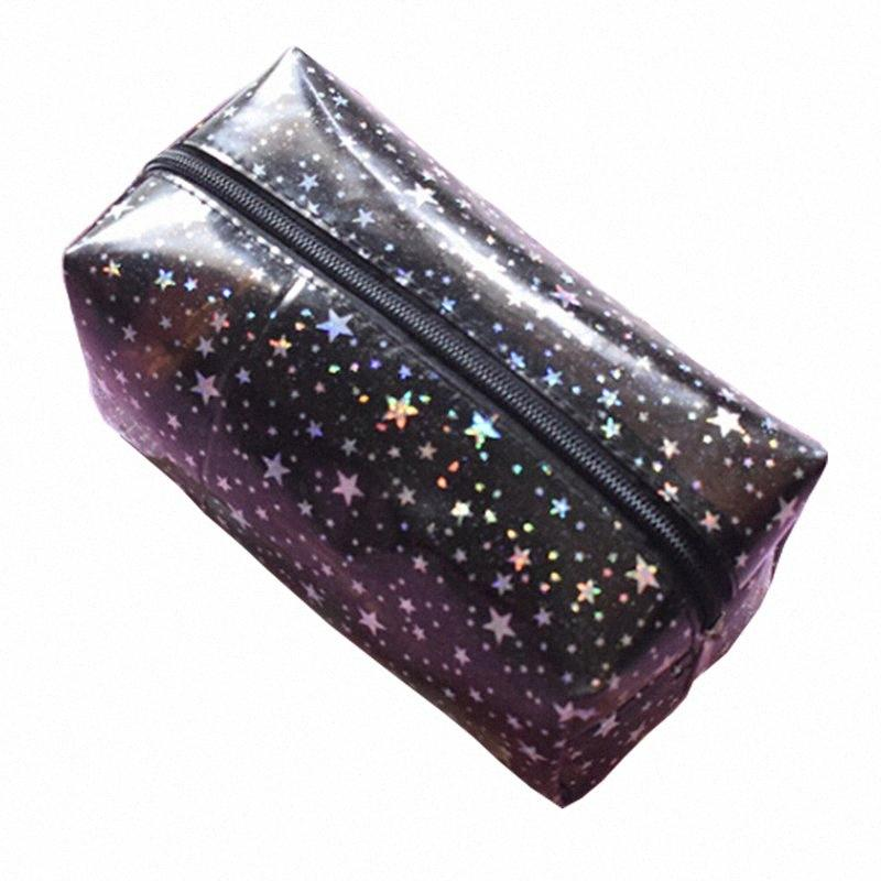 Women PVC Small Makeup Bags NEW Creative Travel Transparent Cosmetic Bag Wash Pouch Beauty Storage Case Toiletry Bag y9VH#