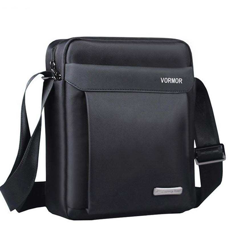 VORMOR Men bag 2020 fashion man shoulder bags High quality oxford casual messenger bag fashion male crossbody bags