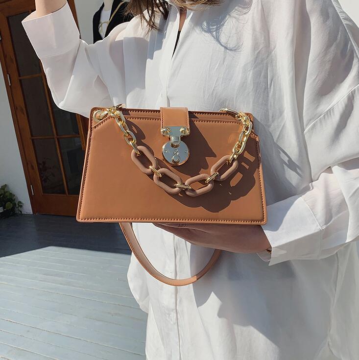 Mode femme Sacs à bandoulière Sacs à main chaîne Petit Tempérament de haute qualité Totes Crossbody