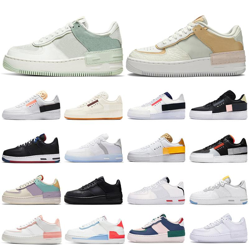 Nike air force 1 forces shoes  Dunk 1 Utility Classic Nero Bianco Uomo Donna Casual Scarpe rosso Arancione Sport Skateboard High Low Cut Wheat Sneakers Sneakers 5.5-11