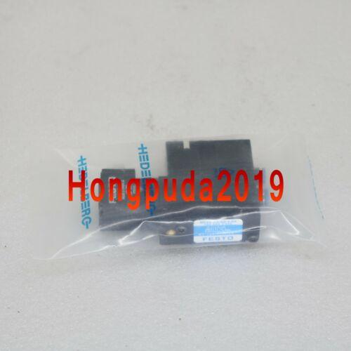 NEW FOR FESTO solenoid valve MEBH-4/2-QS-4-SA 160240 SPOT STOCKS