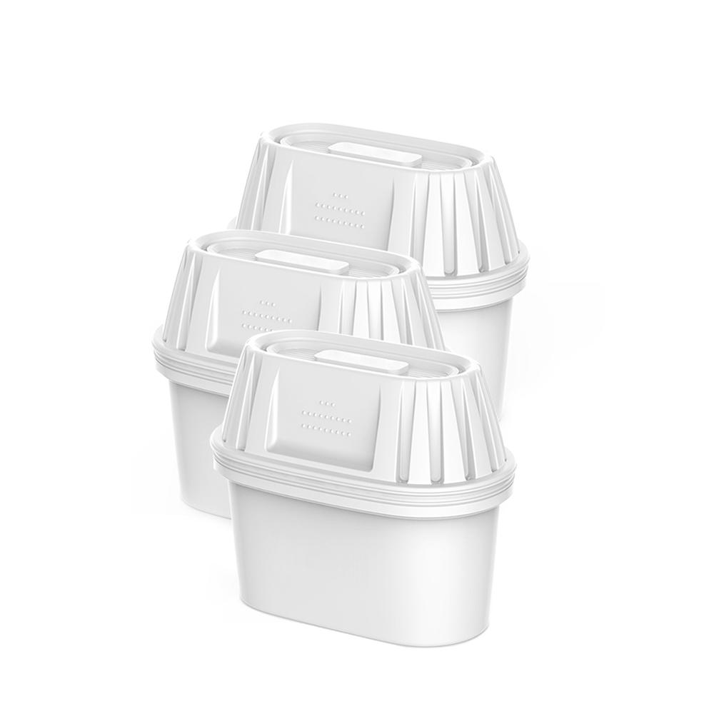3PCS lotto Filtri / Xiaomi Mijia Kettle Activated Carbon Cambio filtri filtro di ricambio per Mijia Kettle