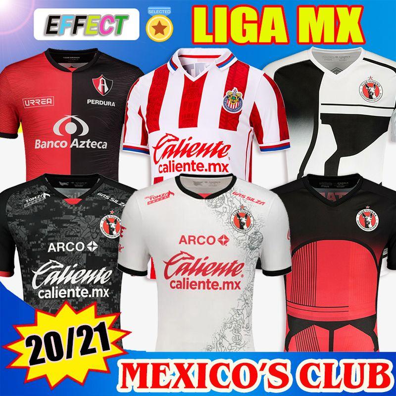 2020 2021 Xolos دي تيخوانا لكرة القدم الفانيلة 19 20 21 طبعة خاصة جيرسي Camisa دي Futebol LIGA MX الرئيسية بعيدا قمصان كيت كرة القدم