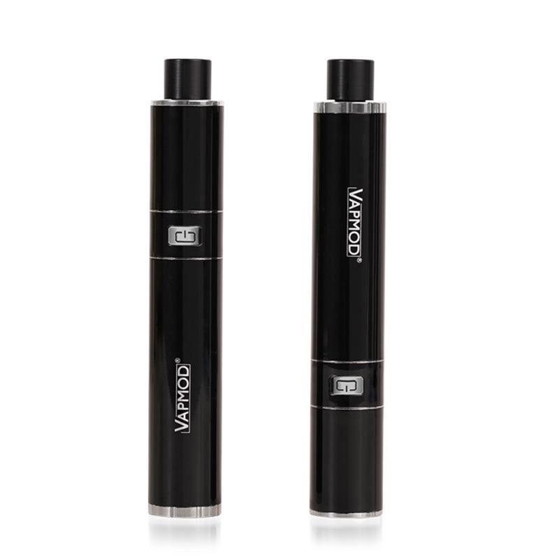 Original Vapmod Stoner X Kit Wax Vaporizer E Cigarette Kit Dab Coil Touch Coil 1000mAh Voltage Adjustable Battery Vape Pens For Concentrate