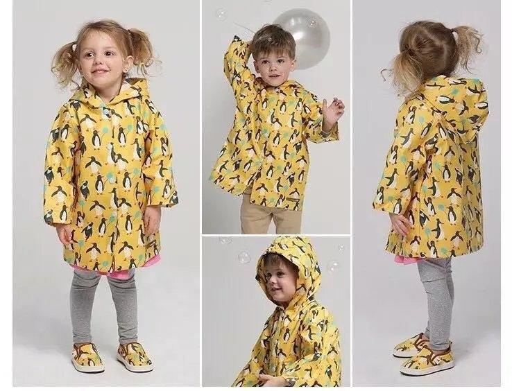 roupas de xkiZg 1D6Uf crianças Verão New ins blusão corpo de Korean Children poncho roupas do corpo capa de uma peça Windbreaker Manto cl
