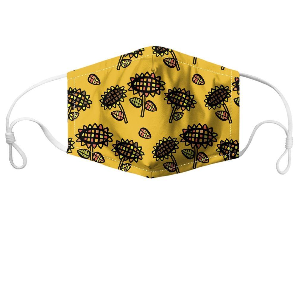 Цветочные печати маска Рот маски против пыли WashableFace Mask Cover Designer Mask Hsale # 829