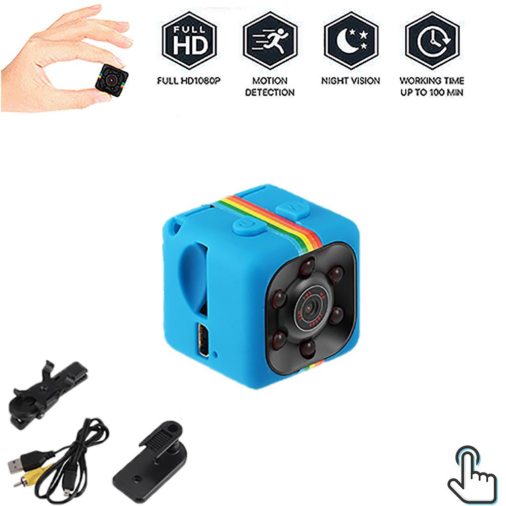 Mini IP Camera Sport DV Sensor Night Vision Camcorder Motion DVR Micro Small Video Camera HD 1080P cam SQ 11 Dropshipping