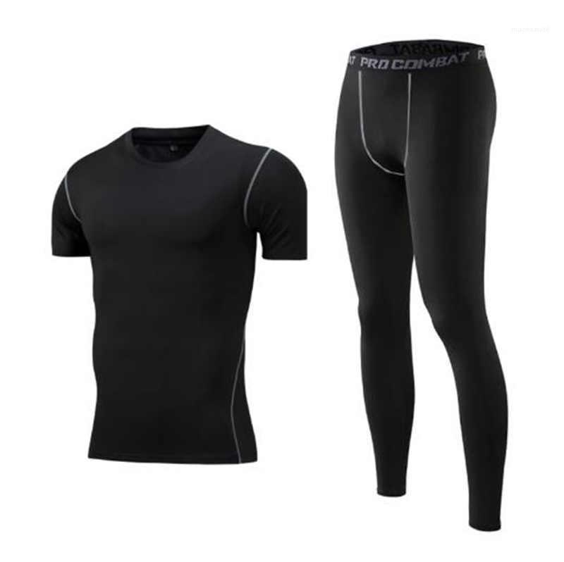 Mens funzionamento di ginnastica e pallacanestro Tute Mens Designer Tute Mens Snug asciutto rapido all'aperto Spotrs Kit