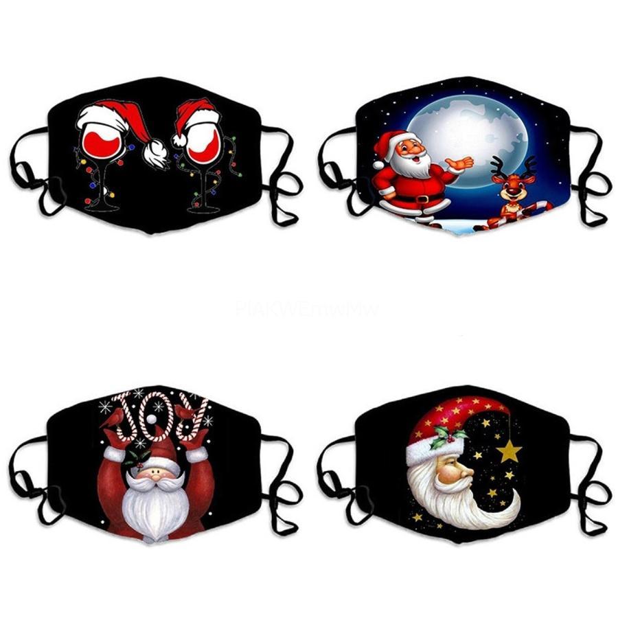 Цветочных печати Губка Маска 1Pc Unisex черный Губка Mouth маска дышащая маску для лица Новых Женщин MenPollution Face Shield # 258