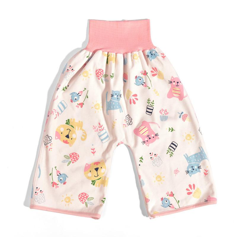Cartoon Baby Diaper Toddler Infant Newborn Tights Leggings Trousers PP Long Pants Nappy Diaper Cover